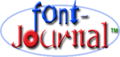 https://www.font-journal.com Freeware and Shareware Fonts Repository